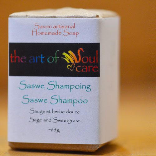 Saswe Shampoo Bar